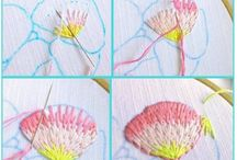 Embroidery patterns / Hand embroidery patterns by NaiveNeedle / by NaiveNeedle