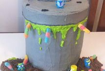 Kaiden's 7th Party / by Stephanie Penney