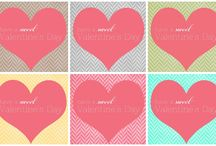 Valentine's Day  // The Crafting Chicks / by The Crafting Chicks