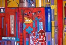 Arte - DemocrArt / Quadros e obras de arte em edição limitada, numeradas e assinadas pelo artista.