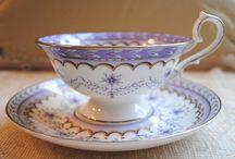 Tea Cups/Tea Sets