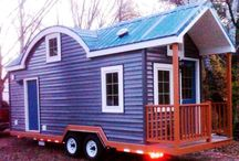 Tiny House Obsession / Cleverness counts :) small spaces can live large!