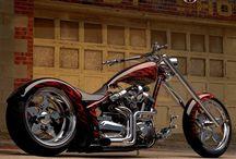 Bikes  / by Kris Christiansen