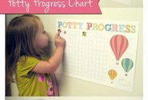 Potty Training Extravaganza! / by Tracey Richardson