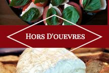 Hors D'ouevres for Every Occasion