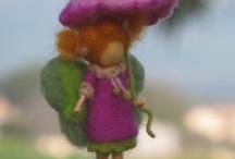Flower fairy / Flower fairy