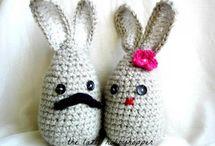 Crochet ~ Easter / by Cindy Valdez Salgado