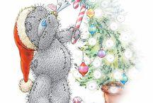Teddy joulu