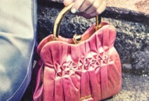 handbags  / by Shirley De imagostylist