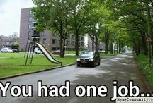 you had one job funny moments