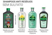 Shampoo antirresiduo