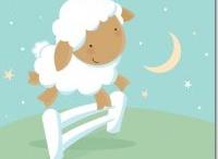 Baby sheep theme