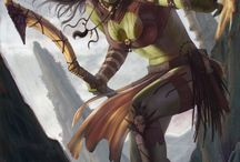 FemOrc / Female orcs or half-orcs