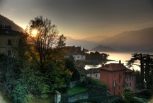 Bellagio Lake Views by Paolo Butti / Bellagio Lake Como Italy Photographic Lake views by Paolo Butti