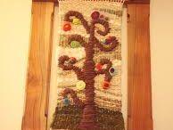 telar arbol decorativo