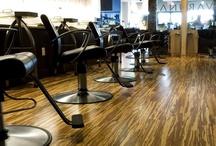 Aveda salon / by Liz Thomas
