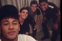 Neymar i Oscar