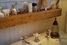 Bathroom Redo.  / by Lindsey Murray