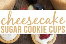 "Dessert Ideas / What kind of dessert will you be packing in your picnic basket? Check out the ""Dessert Ideas"" board to see some of our favorite picnic desserts."