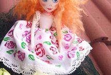 Мои куклы / Авторские куклы ручной работы. Можно заказать, можно купить!;)