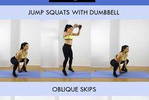 ćwiczenia bis