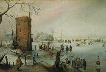 Avercamp, Hendrick (1585-1634, Dutch painter)