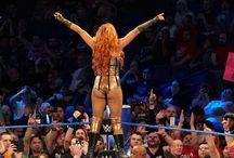 Wwe female wrestlers