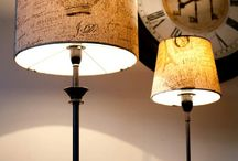 Modern and French provincial Table Lamps / The love of the lamp