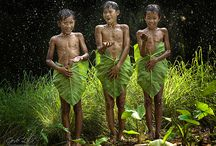 Children From Around The World / Unique and magical pictures of children from around the world