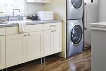 Laundry/Craft room / by Megan Henderson-Barnes