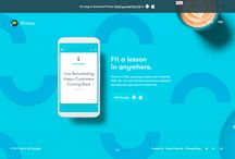 (DIGITAL) Mobile App Website Showcase