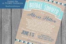 Wedding/Shower