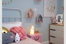 Mel's room