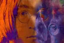 John Lennon Pop Art Cnavas