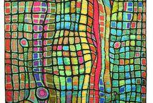 Ꭿཞɬ: Hundertwasser... / Art, paintings, designs, architects