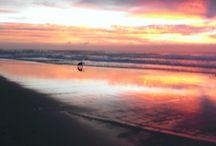 morning walks / photos on the beach
