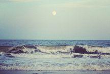 Follow Me to the Sea / Ocean • Beach • Waves • Deep Blue