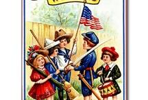 vintage Independence Day