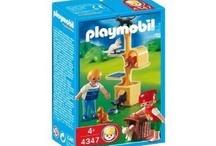 Playmobil / by Angie Sweeney