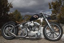 Shovelhead Build / by Kayla Gonzales