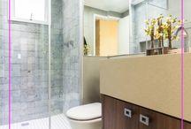 Banheiro, Lavabo com Pedra Hijau Palimanan