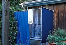 Outdoor Showers / by Talia Adomo