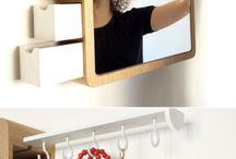 Smyckes - spegel