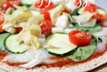 Food- Pizza/Flatbread