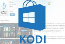 Nové články na webu! / Nové články na webu!  Překlad: Kodi jde do Windows Store.