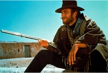 Old western film : For a few dollars more ( 1965)