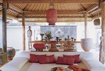 Indonesia decor