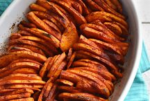 Sweet potato recipe / Sweet potato chips