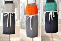 Aprons / Functional and Comfortable Cooks Aprons