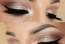 Glamour makeup / Makeup